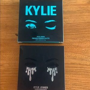 Kylie Cosmetics Makeup - KYLIE COSMETICS The Blue Honey Palette Kys…